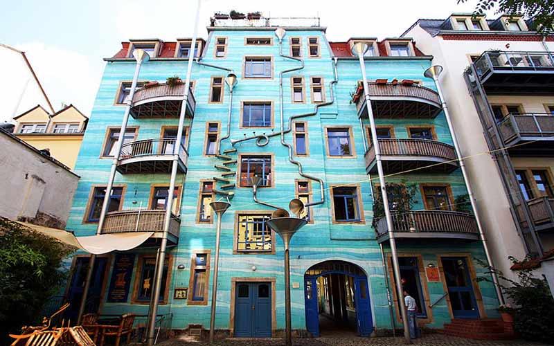 خانه ای در آلمان