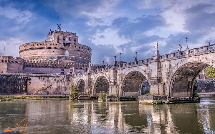 راهنمای مسافرتی به رم
