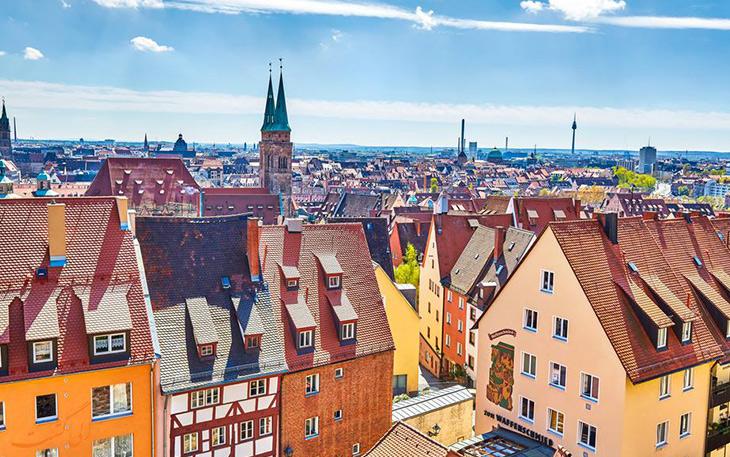 اطلاعات کلی شهر نورنبرگ در آلمان