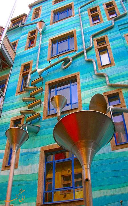 ساختمان موزیک