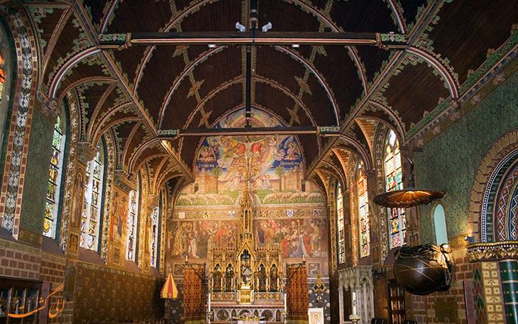 کلیسای خون مقدس
