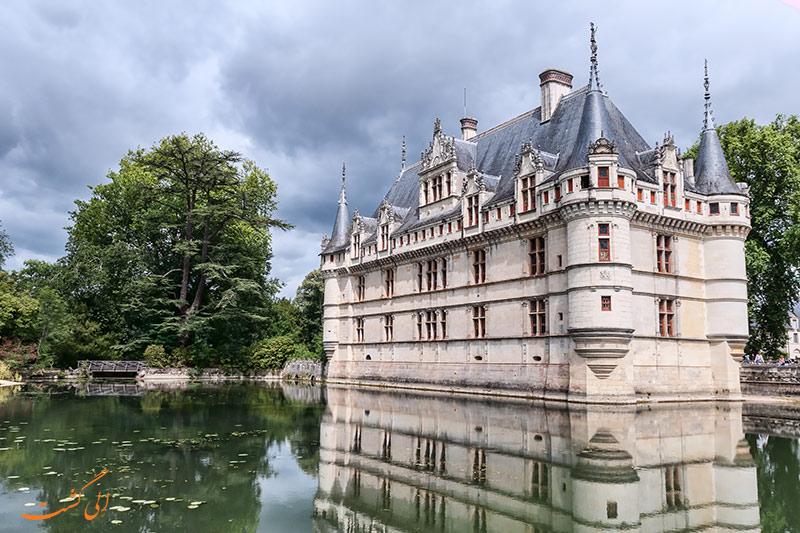 قلعه Azay le Rideau