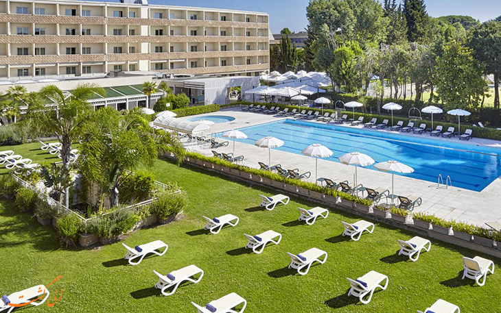 هتل کرون پلازا