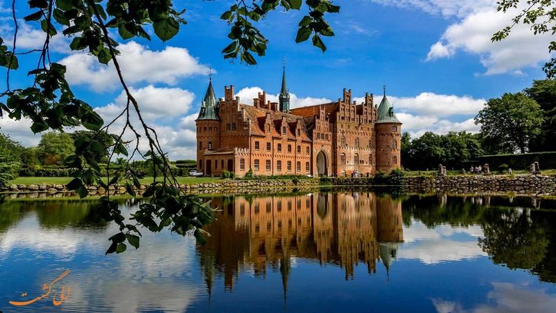 قلعه اگسکوف در دانمارک