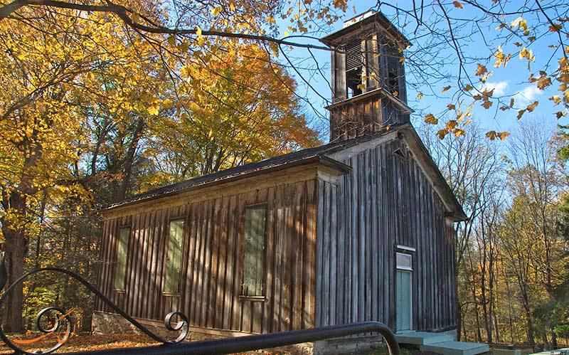 کلیسای اگ هیل