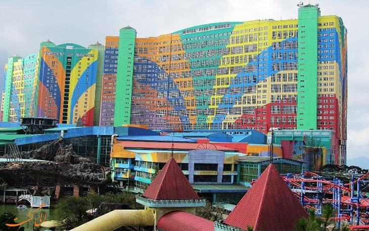 زشت ترین ساختمان های دنیا