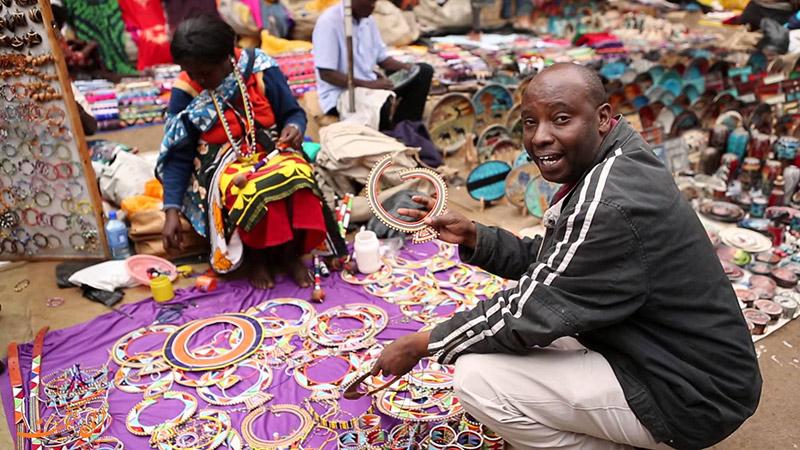 بازار ماسای