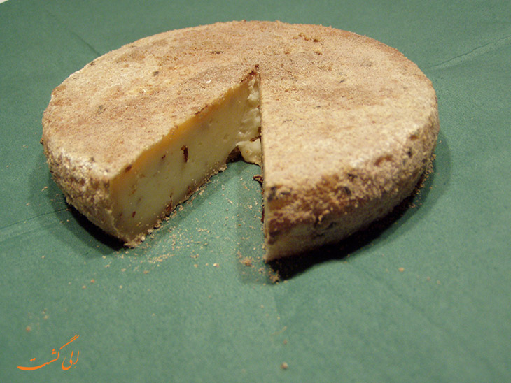 پنیر Milbenkäse