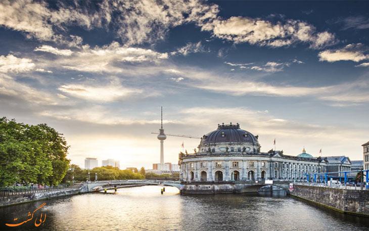 جزیره موزه برلین