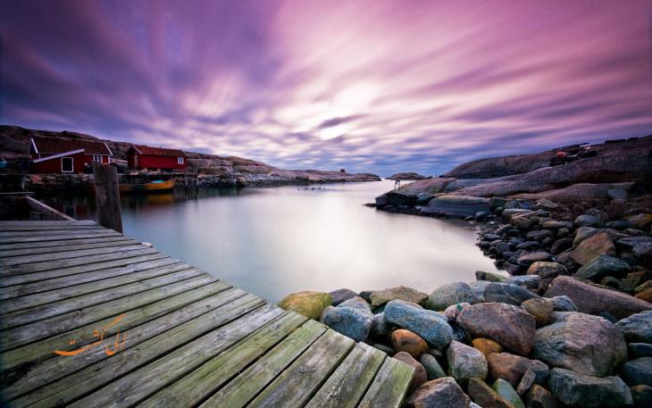 طبیعت و آب و هوای سوئد