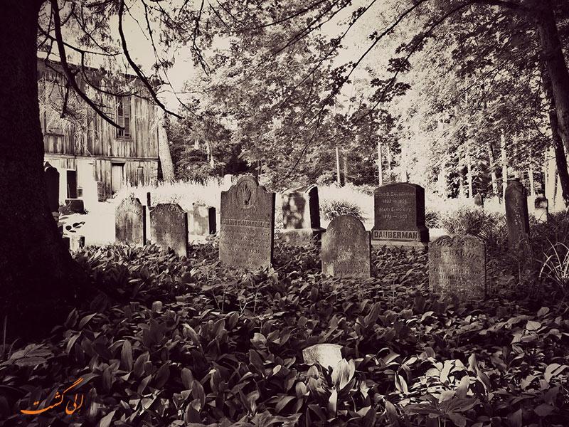 قبرستان کلیسای اگ هیل