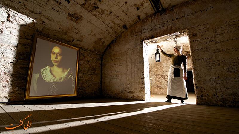 بن بست ماری کینگ در ادینبورگ