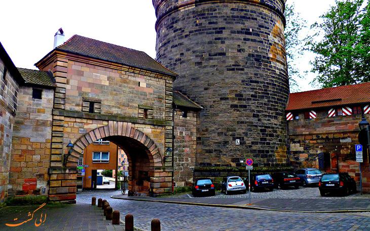 دیوار شهر
