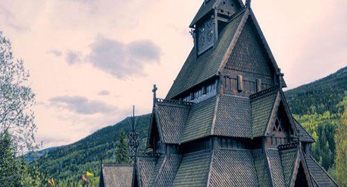 کلیساهای نروژ