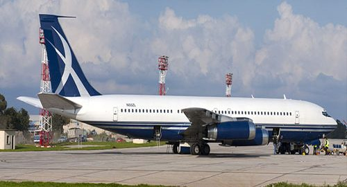 هواپیمای بوئینگ 707