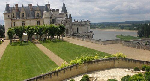 قلعه های دیدنی فرانسه