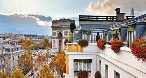 هتل ناپلئون پاریس