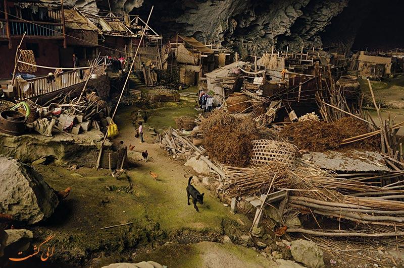 روستای ژونگ دونگ