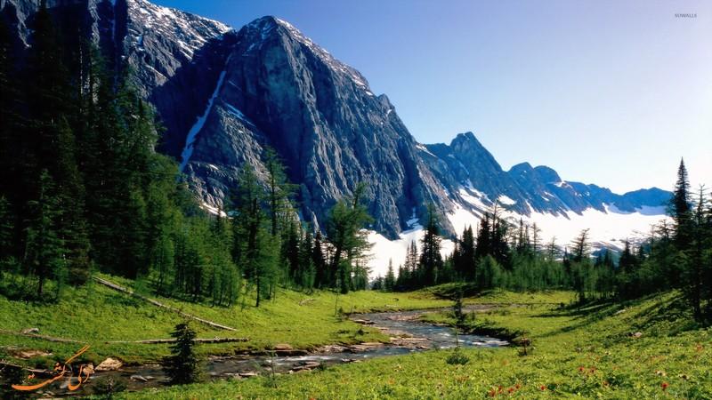 طبیعت پارک ملی بنف در کانادا