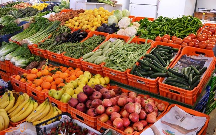 خرید سبزیجات