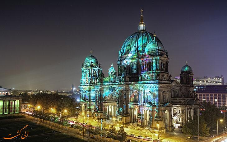 راهنمای سفر به برلین