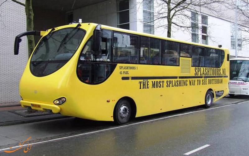 اتوبوس روتردام