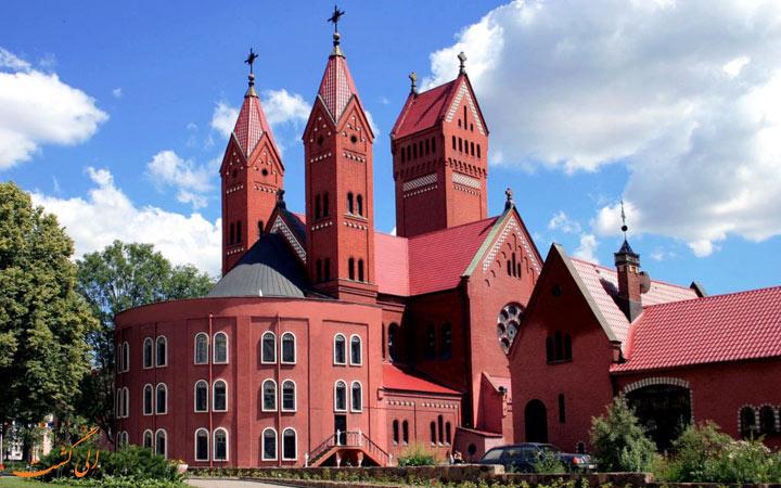 کلیسای قرمز