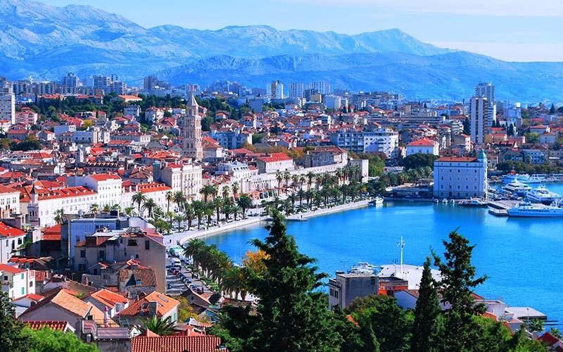 دومین شهر بزرگ کرواسی