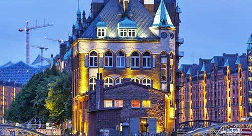 سفر به هامبورگ