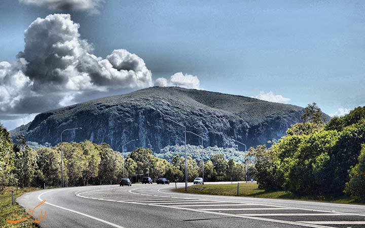 کوه کولوم