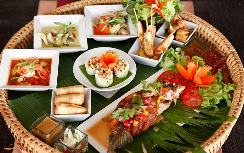 شام سنتی در چیانگ مای