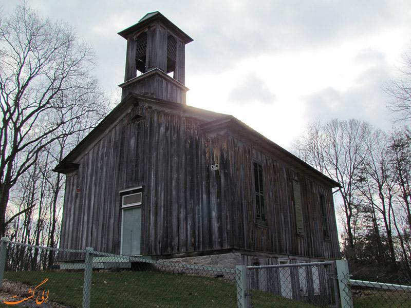 عکس کلیسای اگ هیل