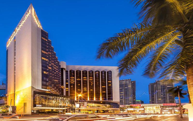 هتل گرند میلینیوم در مالزی