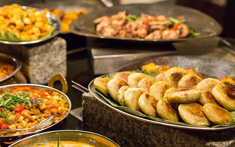 عذاهای خوشمزه سنگاپور
