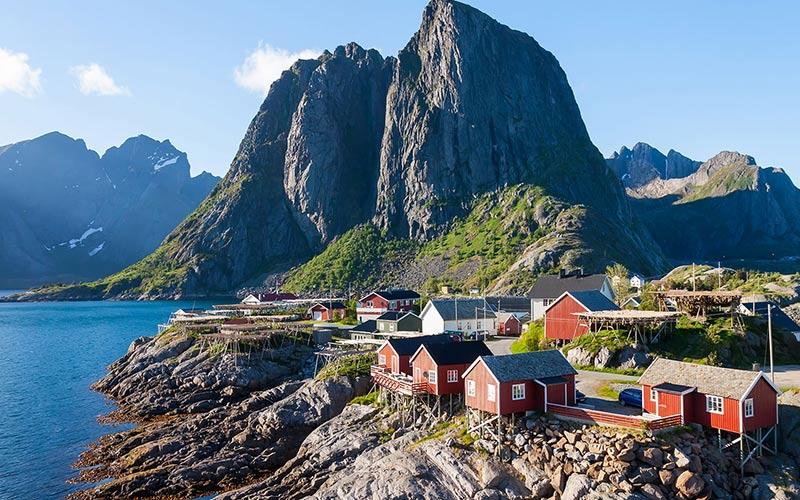 روستاهای جزایر لوفوتن
