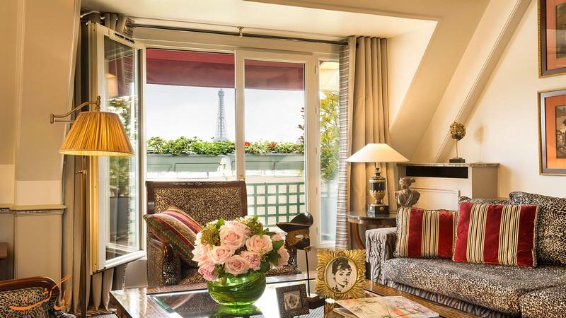 اتاق های هتل ناپلئون پاریس