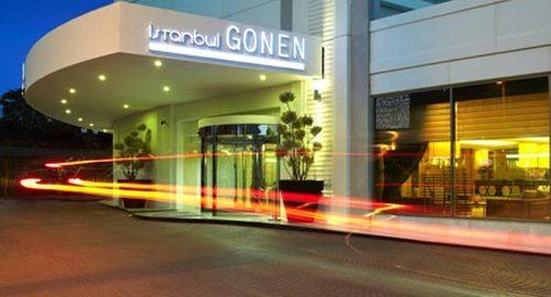 هتل استانبول گنن