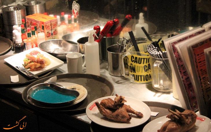 غذاهای عجیب ژاپن