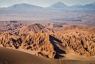 درهی ماه در شیلی