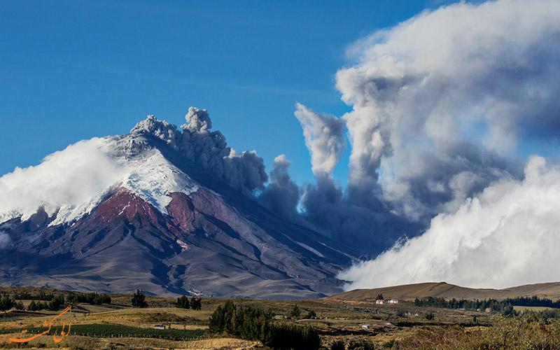 کوه کوتوپاکسی
