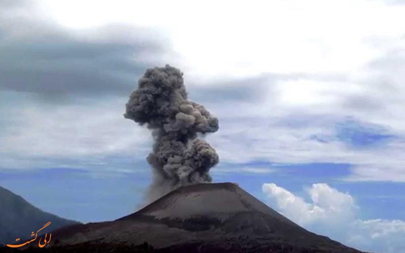 کوه کراکاتوآ