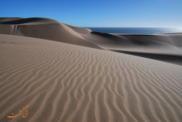 عکس صحرای نامیب