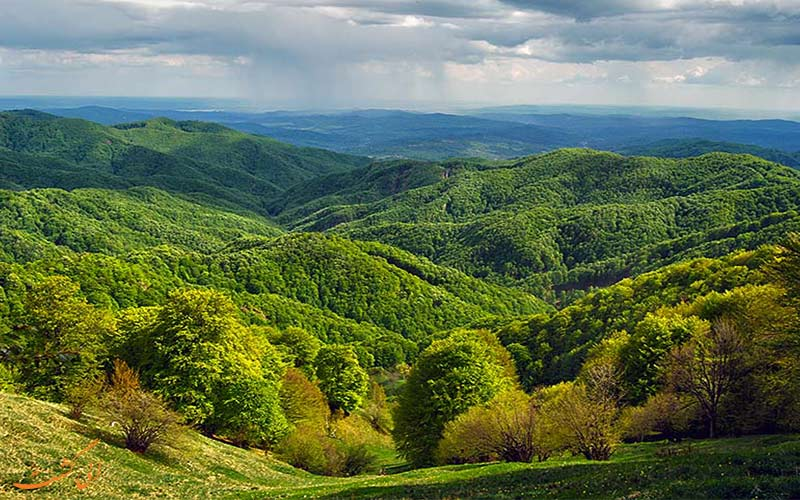 پارک ملی Buila-Vanturarita