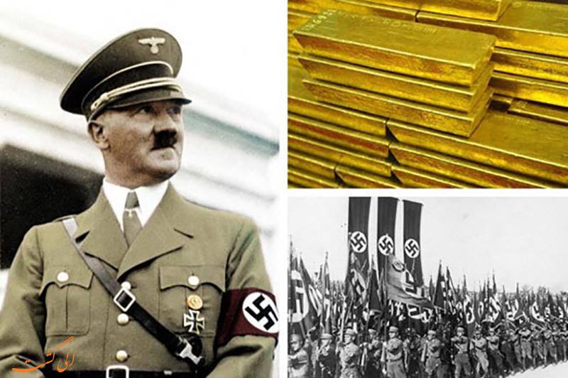 گنج های نازی ها