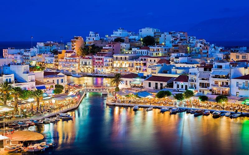 شب های یونان