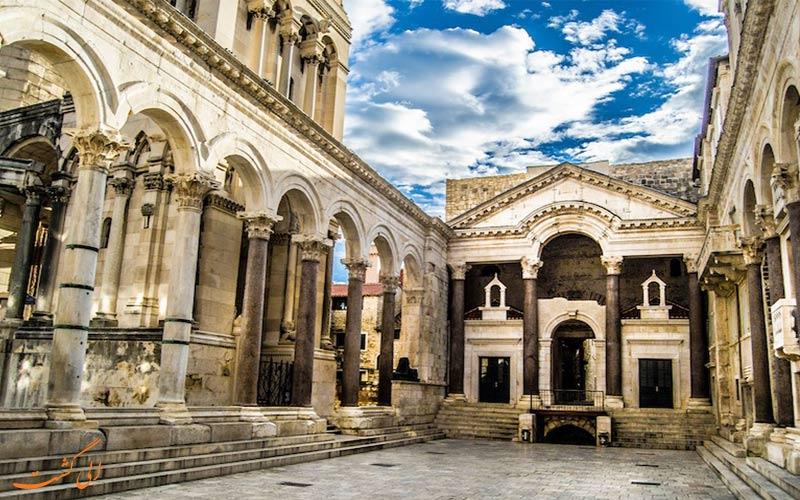 قصر دیوکلتیان