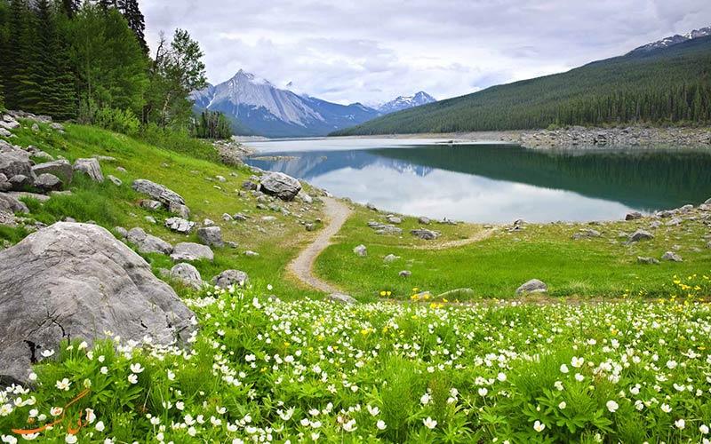 پارک ملی در کانادا