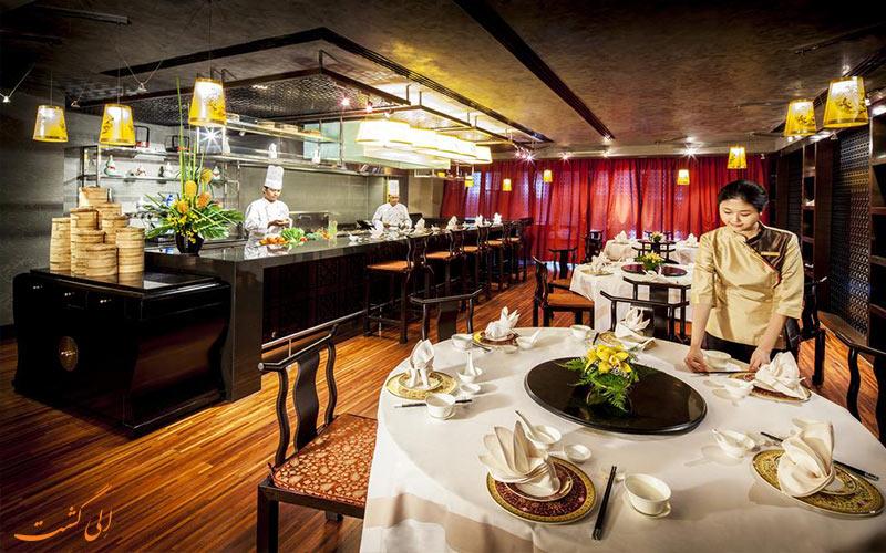 رستوران هتل گرند میلینیوم در مالزی