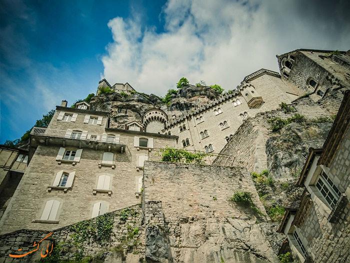 روستای روکامادور در فرانسه