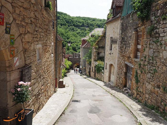 روکامادور در فرانسه